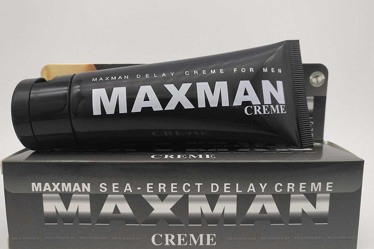 كريم-MAXMAN-للرجال
