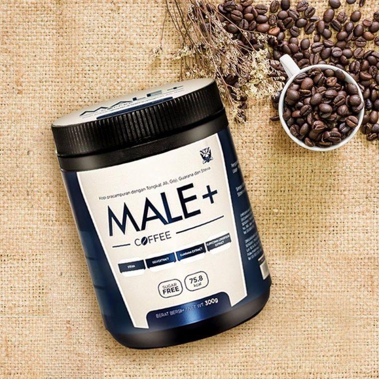 قهوة الصلابة MALE+